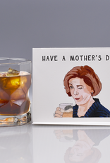 "Seas and Peas Lucille ""Arrested Development"" Mother's Day Greeting Card"