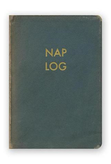 Mincing Mockingbird Nap Log Journal