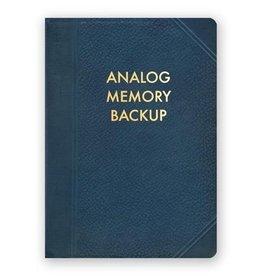 Mincing Mockingbird Analog Memory Backup Journal