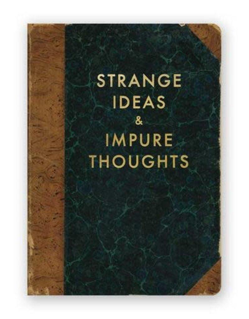 Mincing Mockingbird Strange Ideas & Impure Thoughts Journal