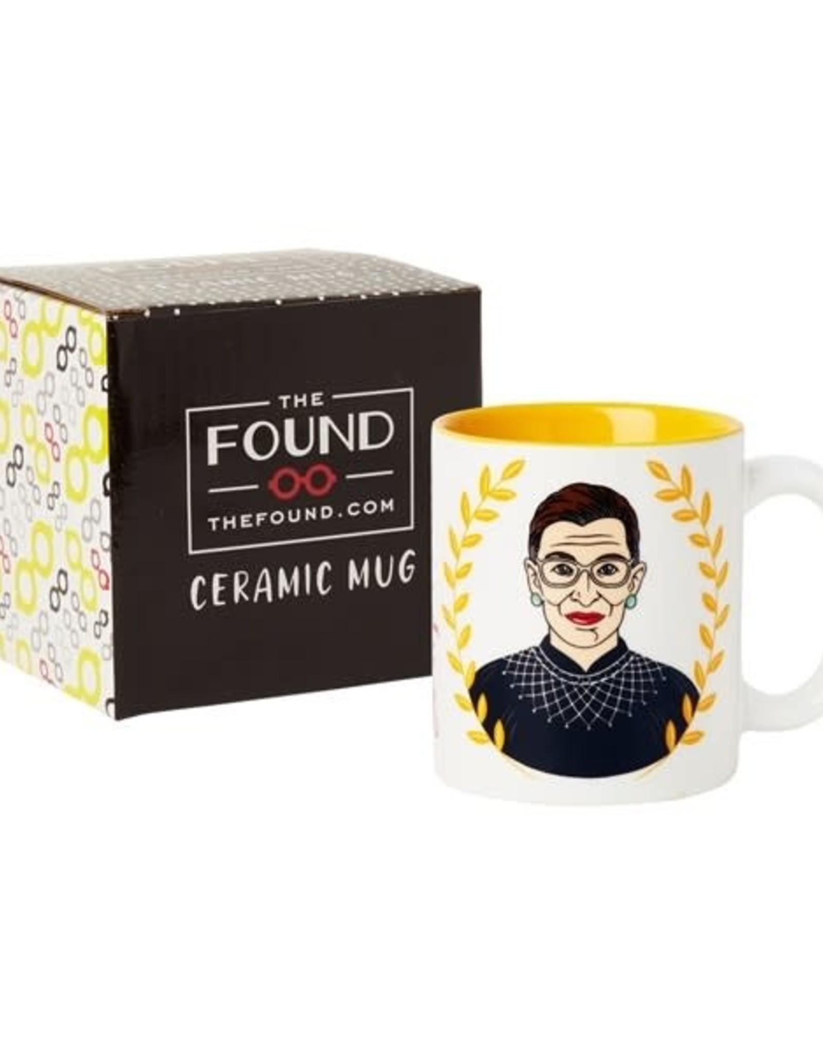 Supreme RBG Ceramic Mug
