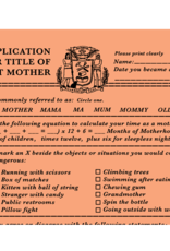 The Regional Assembly of Text Application For Title Of Best Mother Greeting Card