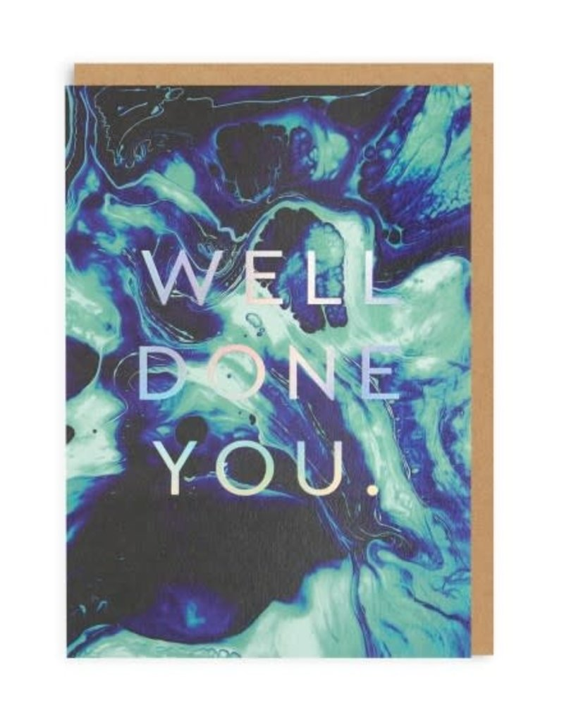 Ohh Deer Well Done You Greeting Card
