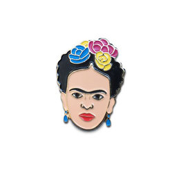 The Found Frida Enamel Pin