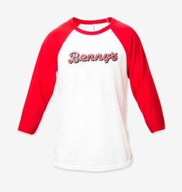 Shutout LLC Benny's Baseball T-shirt