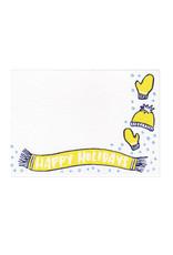Happy Holidays Mini Card Set of 10