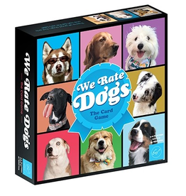 Chronicle Books We Rate Dogs the Card Game