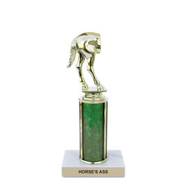 Frog & Toad Press Horse's Ass Trophy