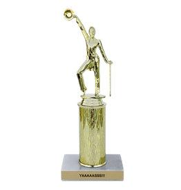 Yaaaaasss!!! Trophy