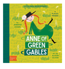 Gibbs Smith Anne of Green Gables Baby Lit