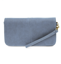 Joy Accessories Mia Crossbody Clutch