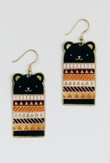 Mata Traders Bear Necessities Earrings - Blue