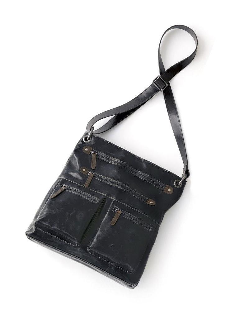 Shiraleah Harper Cross Body Bag - Black