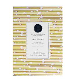 Mr. Boddington's Studio Letter Writing Set : Pencils