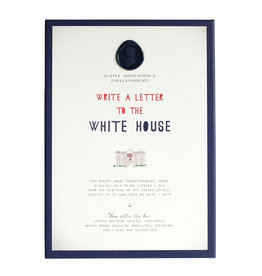 Letter Writing Set : White House