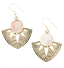 Mata Traders Astral Point Earrings