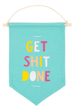 Hello World Get Shit Done Banner
