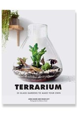 Chronicle Books Terrarium - 33 Glass Gardens to Make Your Own