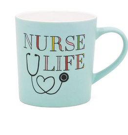 Hello World Nurse Life Mug