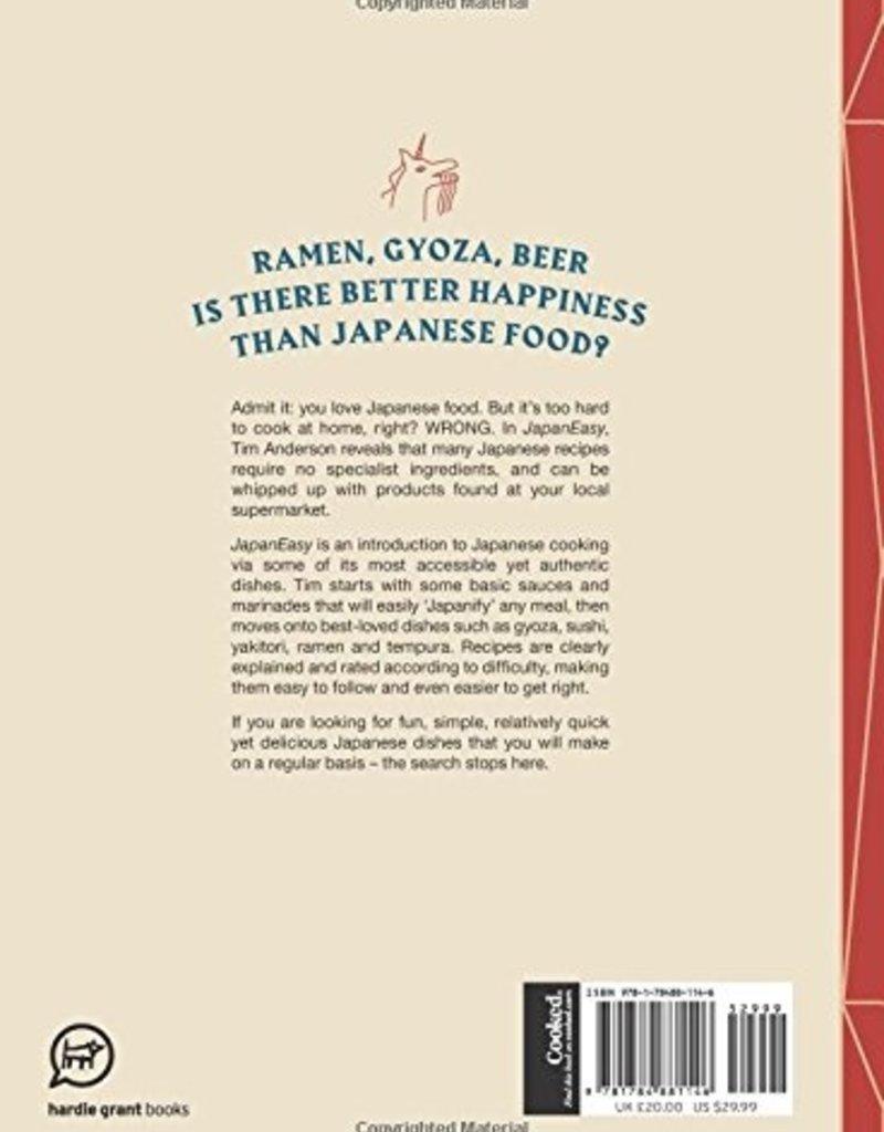 Hardie Grant Publishing Japaneasy Cookbook