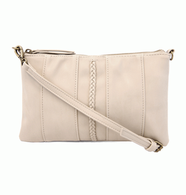 Joy Accessories Leah Braided Convertible Crossbody : Fossil