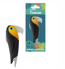Streamline Toucan Waiter's Corkscrew