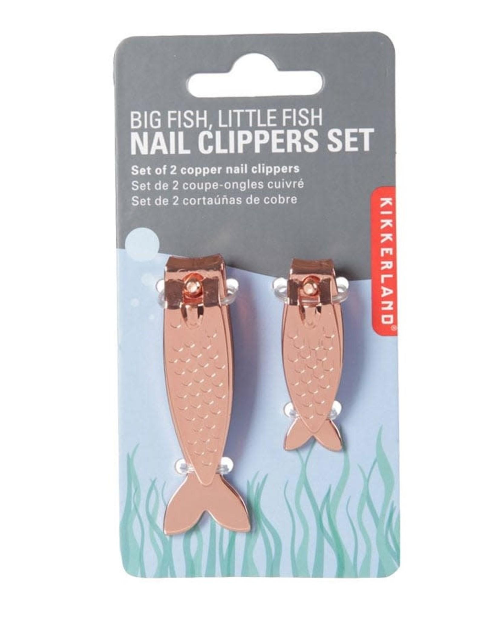 Kikkerland Fish Nail Clippers