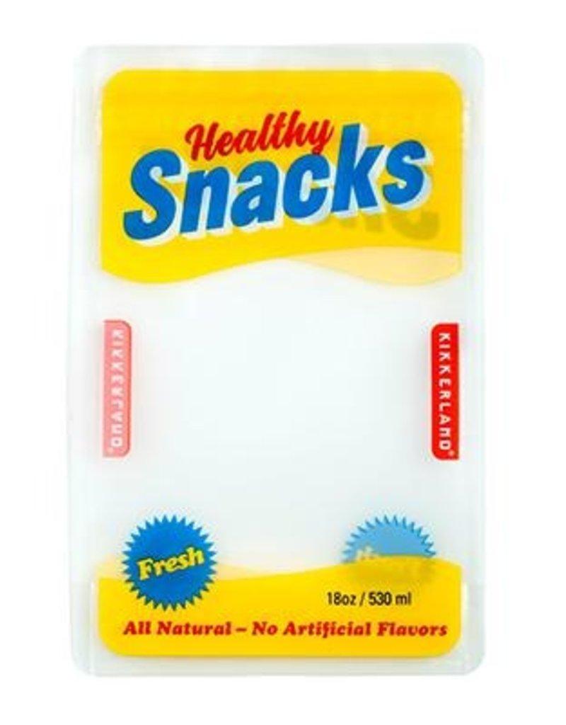 Kikkerland Medium Snack Zipper Bags
