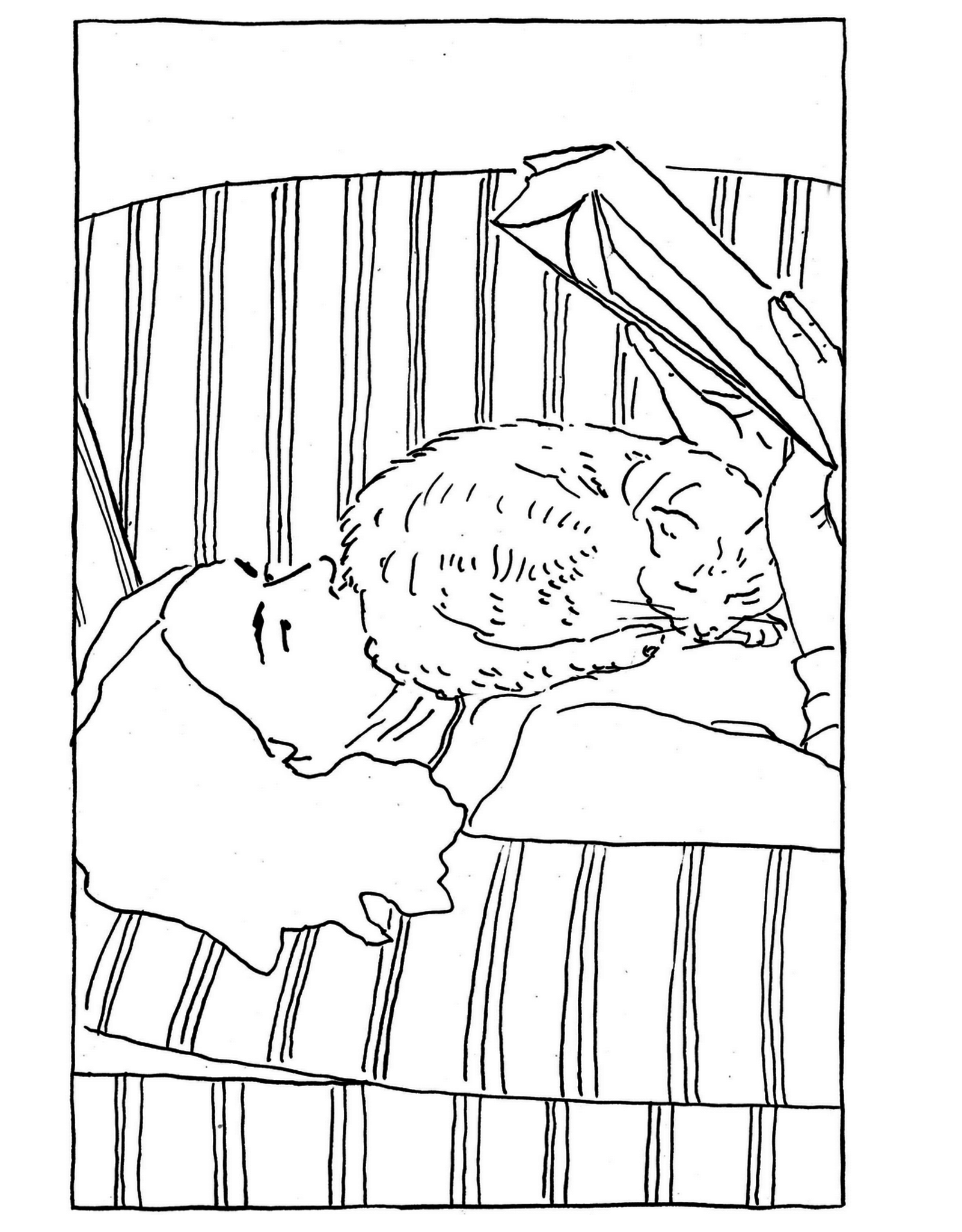 This Annoying Life Coloring Book
