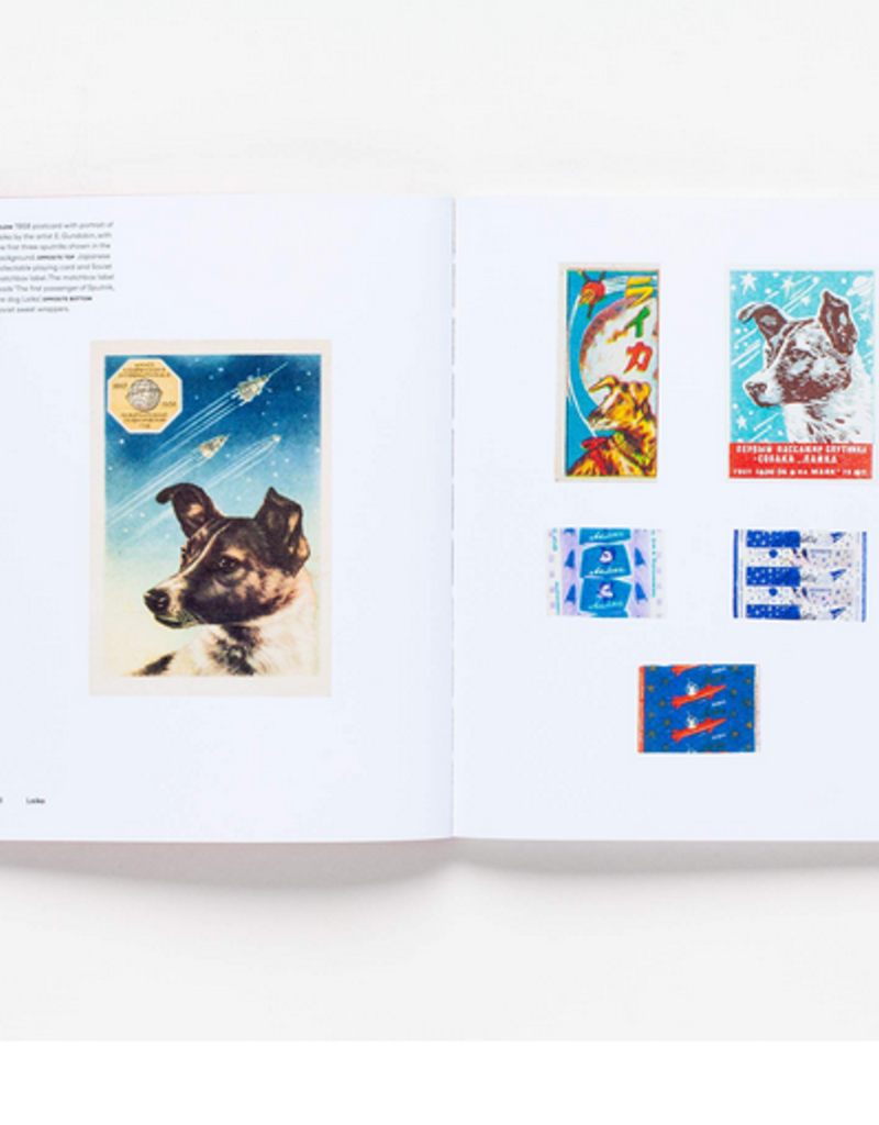 Laurence King Publishing Space Dogs: The Story of the Celebrated Canine Cosmonauts