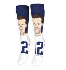 Freaker USA Tom Brady Socks