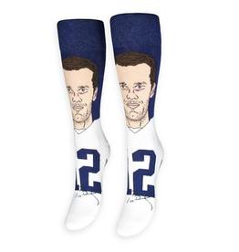 Tom Brady Football Socks