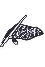 Antiquaria Penpal Society Patch