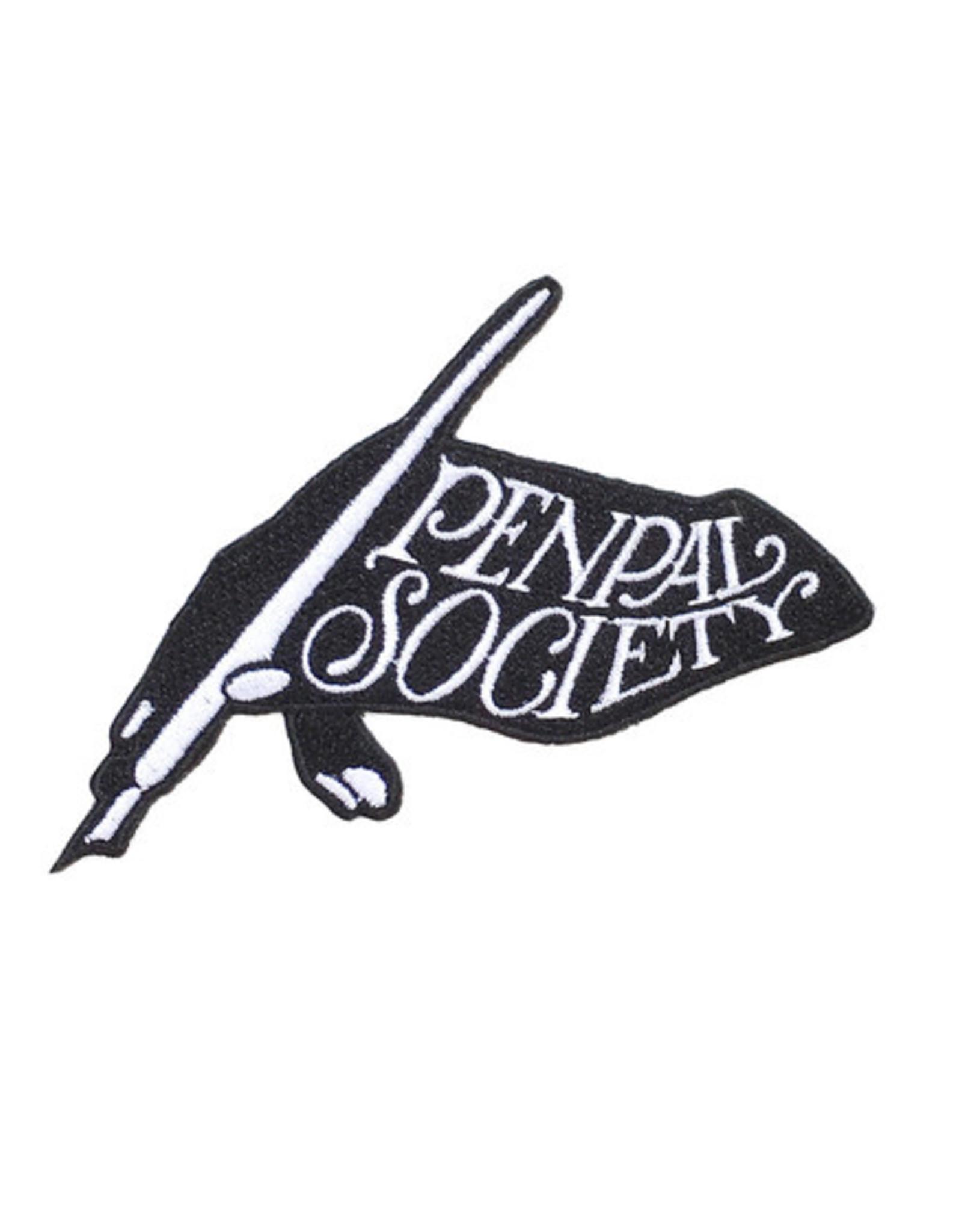 Penpal Society Patch