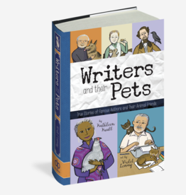 Duo Press Writers and their Pets