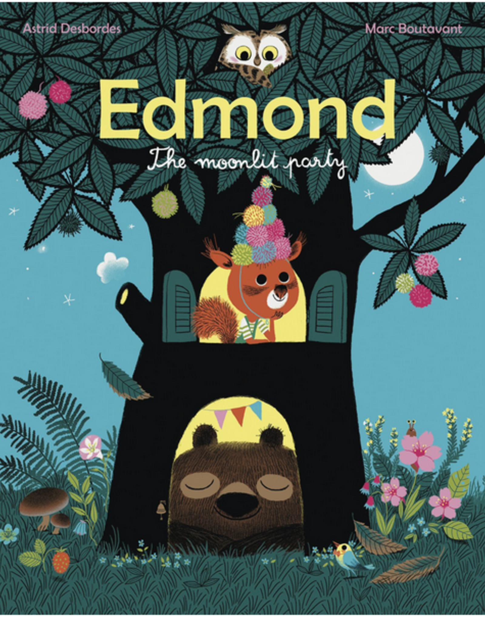 Edmond the Moonlit Party