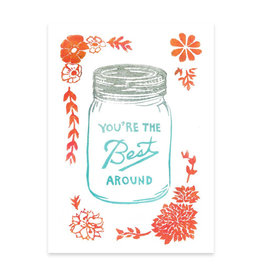 You're the Best Around Greeting Card