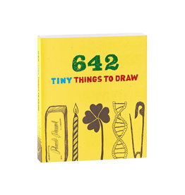 Chronicle Books 642 Tiny Things to Draw