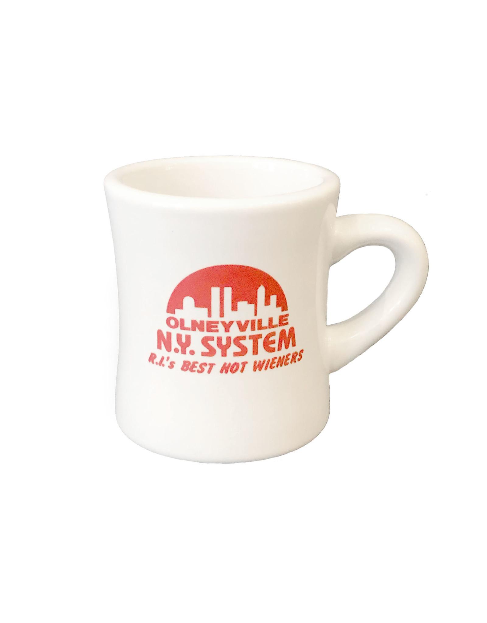 Olneyville Olneyville NY System Mug