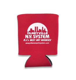 Olneyville NY System Can Coozie