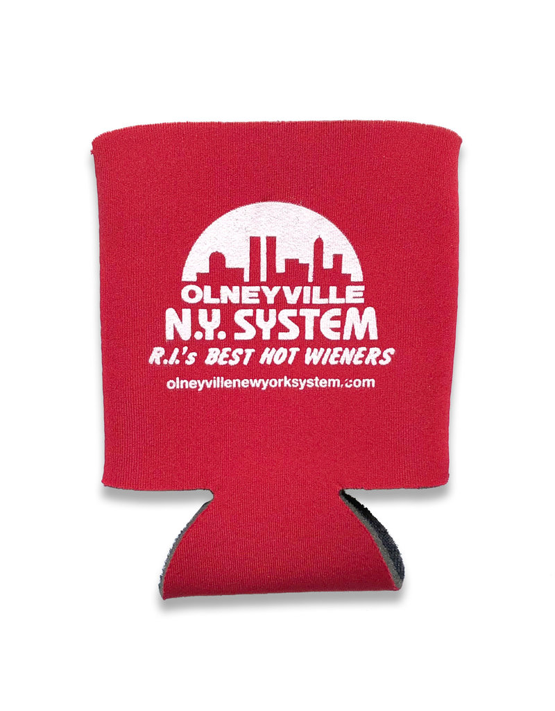 Olneyville Olneyville NY System Can Coozie