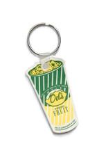Del's Lemonade Del's Cup Keychain