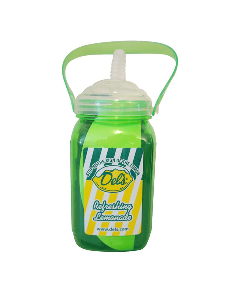 Del's Lemonade Del's Mason Jar Cup Kit