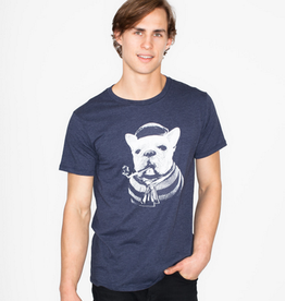 Headline French Bulldog T-Shirt