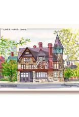 Carr Haus Print