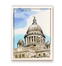 State House Print