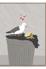 All I Ever Wanted (Seagull) Greeting Card