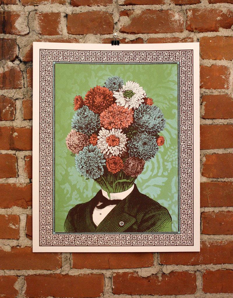 Nate Duval Mr. Mum Print