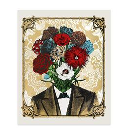Nate Duval Mr. Bloom Print