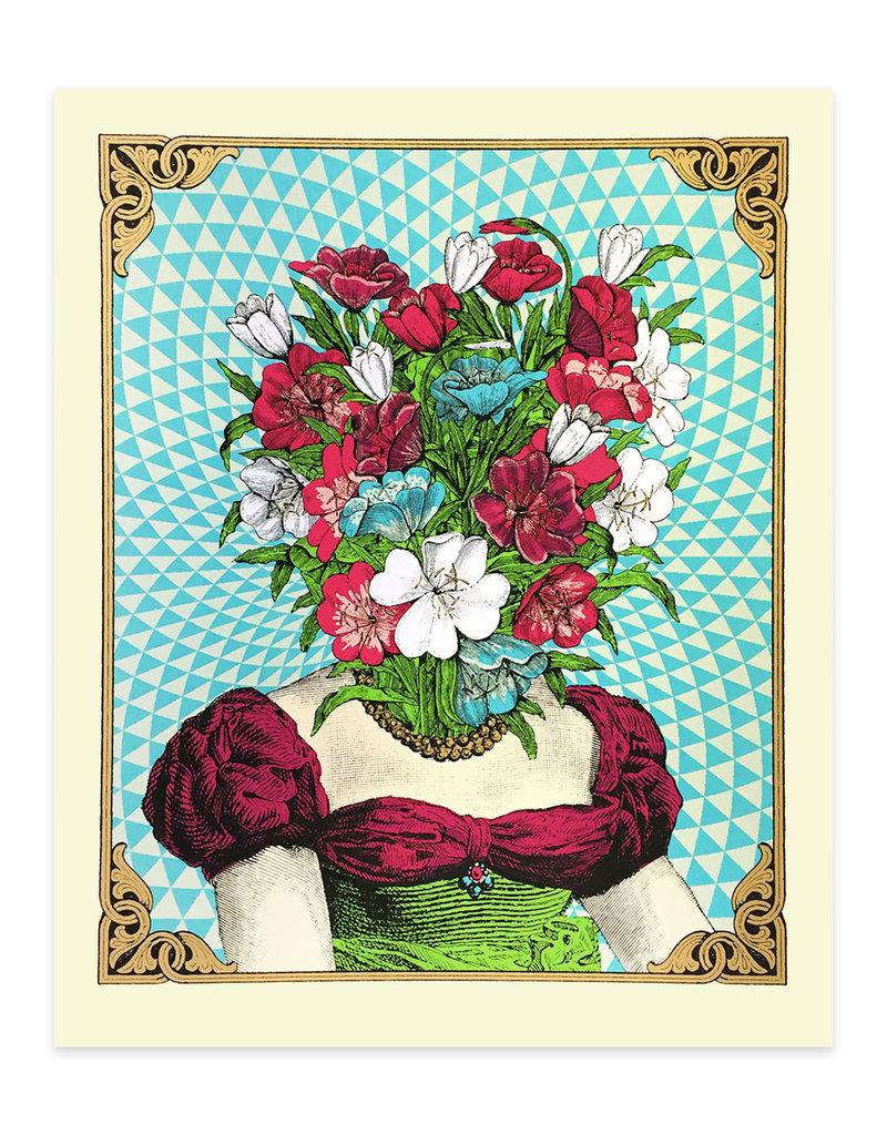 Nate Duval Flora Print